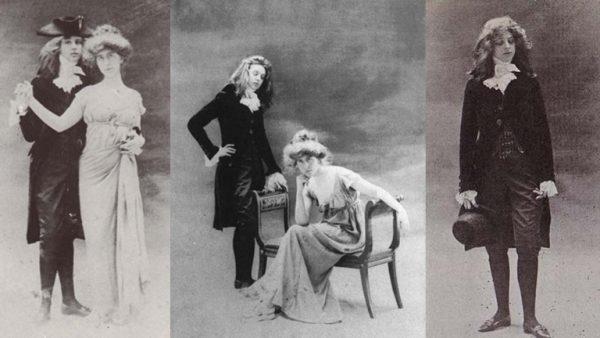 Natalie Clifford Barney – Épisode 6 – « Quelques portraits-sonnets de femmes »